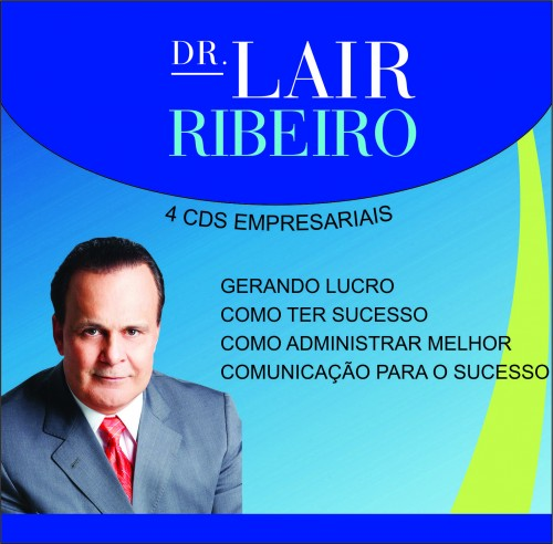 Lair Ribeiro Kit CDs2